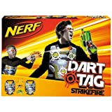 Nerf Dart Tag Strikefire 2-Player Duel System (Various Colours)