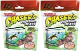 Zilla Turtle Chasers Floating Treats Clam, 4oz (2 x 2oz)