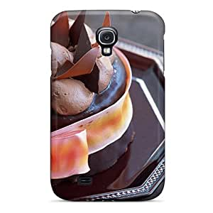 Special GeorgeLife Skin Case Cover For Galaxy S4, Popular Cake And Desserts Phone Case