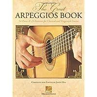 The Great Arpeggios Book: 54 Pieces & 23