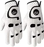 FINGER TEN Men's Golf Glove Left Hand Right with