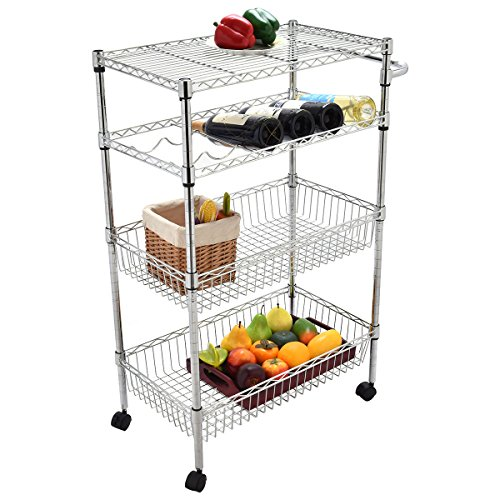 4-tier-wire-rolling-metal-kitchen-trolley-shelf-organizer-serving-cart