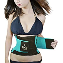 Jenx Fitness Unisex Waist Trainer Great Back Spine Support Reduce Back Pain