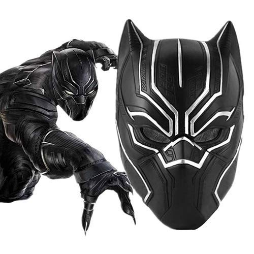 LQT Ltd Black Panther Masks Movie Fantastic Four