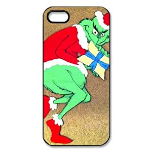 Christmas The Grinch for iPhone 5,5S TPU