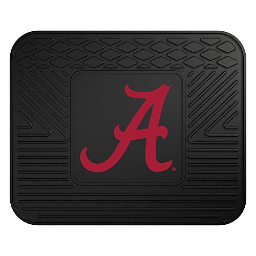 FANMATS NCAA University of Alabama Crimson Tide Vinyl Utility (Alabama Crimson Tide Rug)