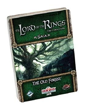 Lord of The Rings LCG The Old Forest Saga Card Game: Amazon ...