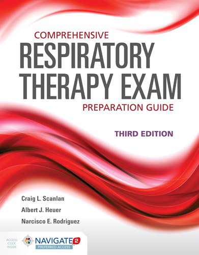 1284126927 - Comprehensive Respiratory Therapy Exam Preparation Guide