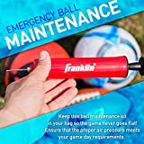 Franklin Sports Ball Maintenance