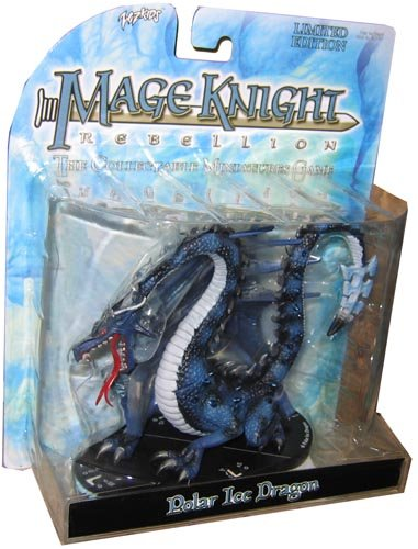 Mage Knight Limited Dragon Figure