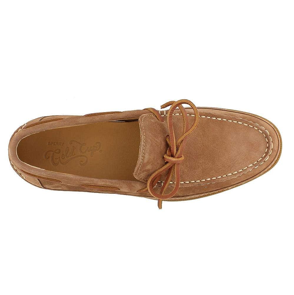 Sperry Top-Sider Gold Cup Kittale 1-Eye Nubuck Dress Shoe Mens