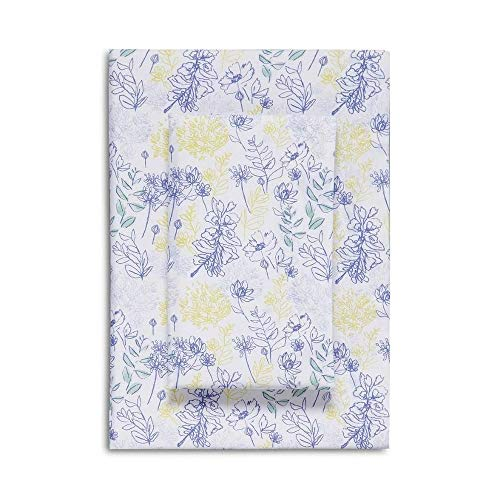 Bluebellgray Maria Sheet Set, Queen, Blue Multi
