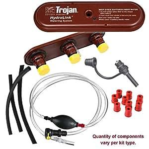Trojan HydroLink Watering System for 36V Universal 6V Battery Kit Plus HANDPUMP