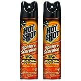 2-Pack Hot Shot Spider & Scorpion Killer