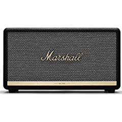Marshall Stanmore II is the most versatile speaker in the Marshall line-up and is perfect for any room, big or small. It delivers on the promise of high-performance sound that is synonymous with the Marshall name. Stanmore II produces clean a...