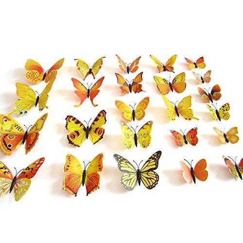 Yellow Butterflies: Amazon.com