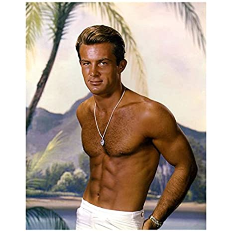 Robert Conrad 8 Inch X 10 Inch Photograph Black Sheep Squadron