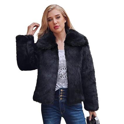 Mujer Mujeres Long Line Bata simplee Mujeres invierno lose Oversized Forro Polar Chaqueta Abrigo Outwear pelo