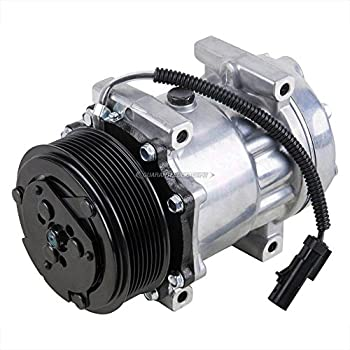 AC Compressor & A/C Clutch For Dodge Ram 2500 & 3500 1994-2005 - BuyAutoParts 60-01534NA NEW