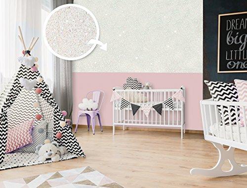 wanders24 einhornspucke 3 liter wandfarbe mit glitzer effekt zum 3 liter ebay. Black Bedroom Furniture Sets. Home Design Ideas
