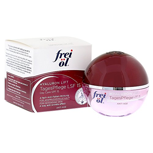 FREI ÖL Anti-Age Hyaluron Lift TagesPflege LSF 15 50 ml Tagescreme