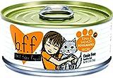 Best Feline Friend (B.F.F.) Grain-Free Cat Food by Weruva, Tuna & Salmon Soulmates, 5.5-Ounce Can (Pack of 24)