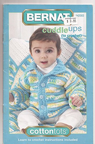 - Bernat Crochet Pattern Booklet 542003 Crochet Cuddle Ups
