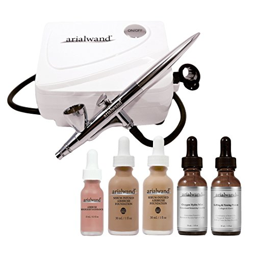 Anti-Aging Makeup and Oxygen Skin Care System (MEDIUM)