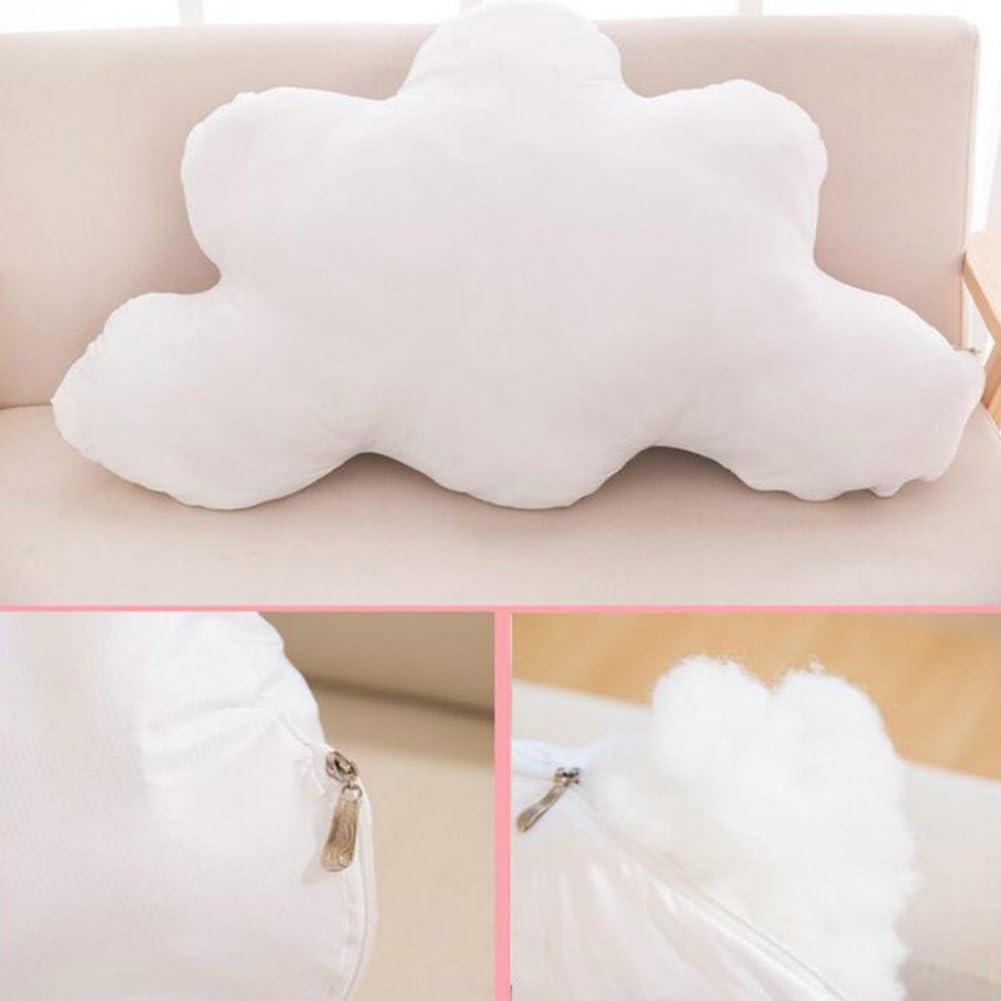 cuscino a forma di graziosa nuvola Pu Ran peluche imbottito 3# decorazione domestica taglia unica biancheria da letto