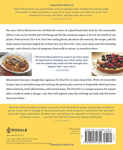 The kind diet a simple guide to feeling great losing weight and the kind diet a simple guide to feeling great losing weight and saving the planet alicia silverstone victoria pearson neal d barnard 9781609611354 fandeluxe Image collections