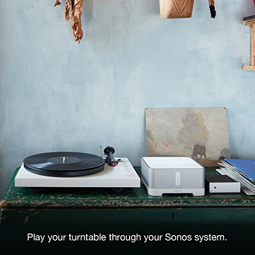 Sonos CONNECT:AMP Wireless Amplifier for Streaming Music. Works with Alexa.