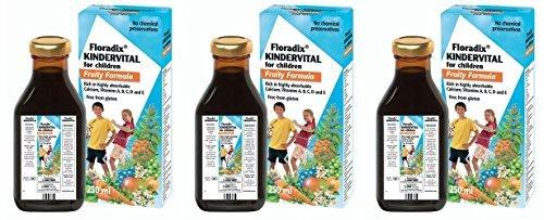 - Floradix - Kindervital Fruity fo Children | 250ml | BUNDLE by Floradix by Floradix