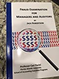 img - for Fraud Examination For Managers and Auditors by Jack Robertson book / textbook / text book