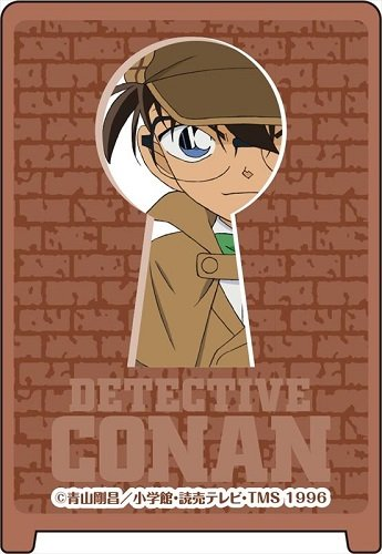 Detective Conan kanban collection BOX products 1 BOX = 10 pieces, all 10 types by Zero Ze Act