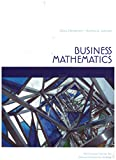 img - for Business Mathematics, Third Custom Edition for Monroe Community College book / textbook / text book