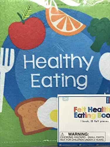 Horizon Group Learning Felt Book (Healthy Eating)