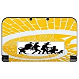 > > Decal Sticker < < Yellow Brick Road Characters Silhouettes Design Print Image New 3DS XL 2015 Vinyl Decal Sticker Skin by Trendy Accessories
