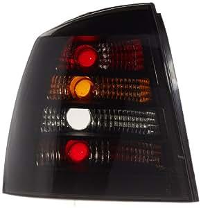 FK Automotive FKRL309 Montaje de Luces Trasera, Color Negro