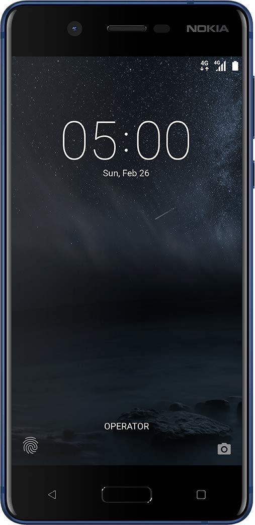 Nokia 5 SIM Free Android Smartphone - Blue