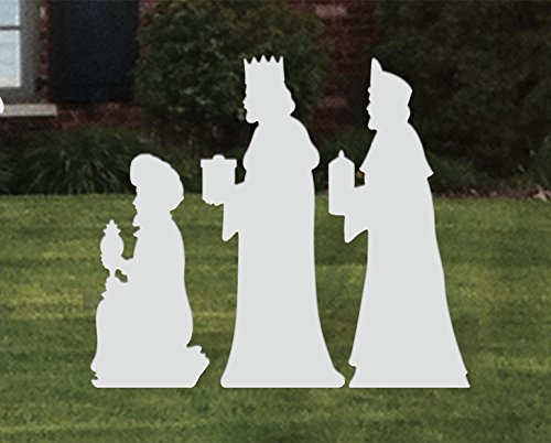 LARGE THREE KINGS ADD-ON by Front Yard Originals