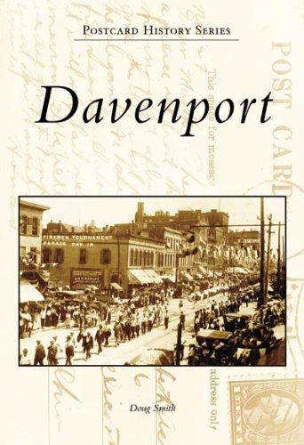 Davenport (Postcard History: - Davenport Iowa Stores