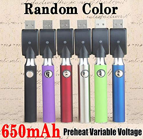 Slim Battery Oil Pen with Charger (650mah)