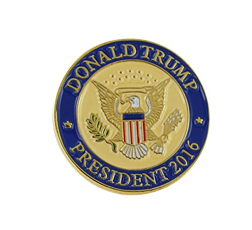 Donald Trump President Lapel Value