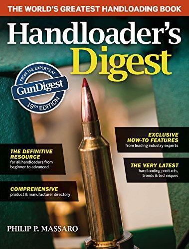 Handloader's Digest (Tapa Blanda)