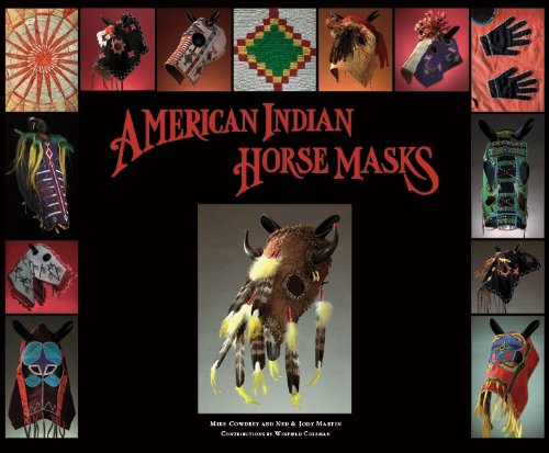 (American Indian Horse Masks)