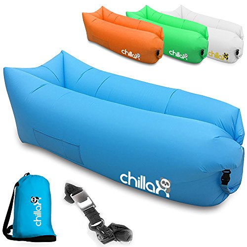 ChillaX-Inflatable-Lounger-with-Carry-Bag-Securing-Stake-and-Bottle-Opener-for-Travelling-Camping-Hiking-Pool-and-Beach-Parties