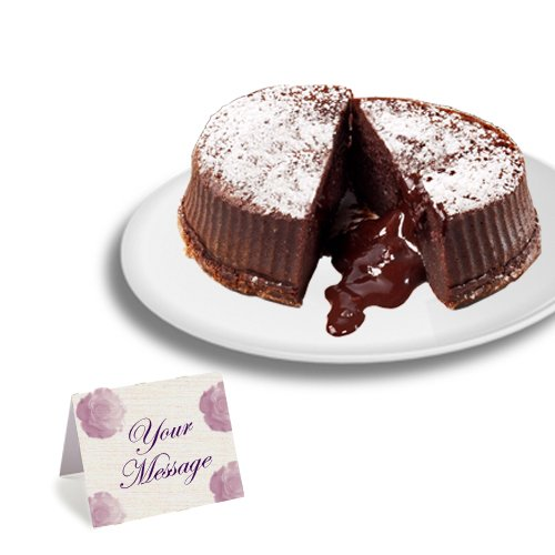 Chocolate Truffle Lava Cakes (Chocolate Lava Cake Delivery)