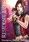 Resident Evil - Heavenly Island, tome 2 par Serizawa