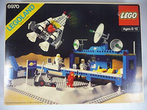 Lego Beta I Command Base 6970 Legoland Classic Space