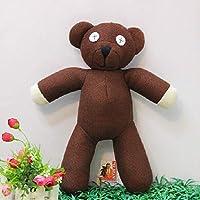 Little Spells Mr. Bean Teddy Bear Plush Figure Doll Toy Brown 23cm